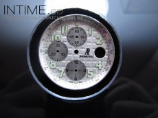 Used Audemars Piguet Offshore white Theme Dial and Tachymeter Ring set