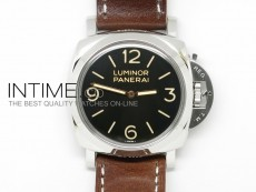 PAM372 N 1:1 Edition on Thick Brown Leather Strap A6497