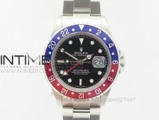 GMT-Master SS BP Blue/Red Bezel SS Bracelet A3186
