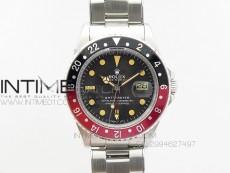 GMT-Master 16710 SS BP Best Black/Red Bezel Vintage Markers