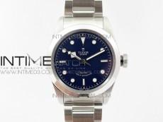 Black Bay 41mm LF 1:1 Best Edition Blue Dial on SS Bracelet A2824