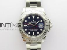 Yacht-Master 116622 SS BP Best Edition Blue Dial on SS Bracelet SA3135