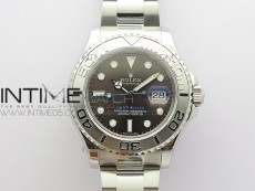 Yacht-Master 116622 SS BP Best Edition Baselworld Gray Dial on SS Bracelet SA3135