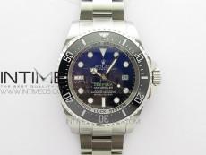 "Sea-Dweller DEEPSEA 116660 ""D-BLUE"" BP 1:1 Best Edition SA3135"