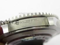 Sea-Dweller 126600 ARF 1:1 Best Edition 904L SS Case and Bracelet A2824 (MK2)