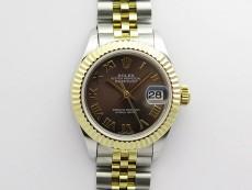 Datejust 28mm 279173 SS/YG BP Best Edition Gray Roman Markers Dial on SS/YG Jubilee Bracelet ETA2671