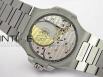 Nautilus 5712 SS PPF 1:1 Best Edition Blue Dial on SS Bracelet A240