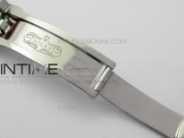 DateJust 41 126334 904 SS ARF 1:1 Best Edition Blue Dial Roman Markers on Jubilee Bracelet A2824 V3