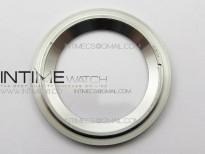 Seamaster Diver 300M ORF 1:1 Best Edition Black Ceramic Black Dial on SS Bracelet A8800 V2 (Free Rubber Strap)