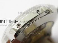 Perpetual Calendar 5320G-001 SS GSF 1:1 Best Edition Cream Dial on Brown Leather Strap A324