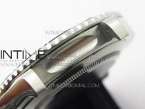 Yacht-Master 42mm 226659 3EF 1:1 Best Edition 3D Black Ceramic Bezel on Black Rubber Strap VS3235
