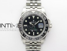 GMT-Master II 116710 LN Black Ceramic 904L Steel VRF 1:1 Best Edition On Jubilee Braclet VR3186 CHS V3 (CF Bezel)