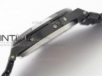 Royal Oak Perpetual Calendar 26579 Black Ceramic APSF Best Edition on Black Ceramic Bracelet A5134