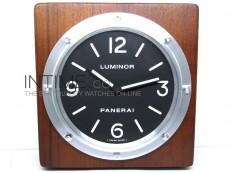 Panerai Dealer Desk Clock 15 x 15 cm